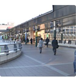 東急田園都市線「溝の口」駅